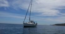 sailing boat rental estepona