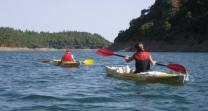 canoe activities on the costa del sol