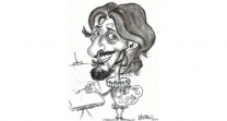 Caricaturist artist in Andalucia