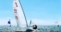 Dinghy sailing schools Estepona, Costa del Sol. Ideal gift for children