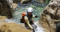 Malaga canyoning granada