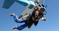 Salta en sevilla, paracaidismo en Andalucia