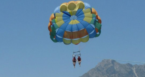Watersports in Marbella and Banus