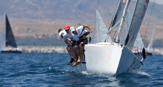 Platu 25 sailing lessons on the costa del sol