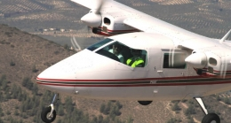 Pilotting lessons ppl in andalucia