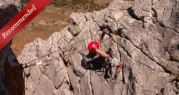 adventure ferrata camorro antequera
