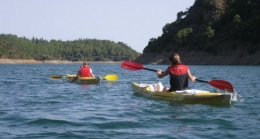 canoe activities on the costa del sol