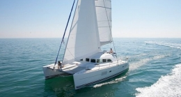 Rent a catamaran and boat charters on the costa del sol